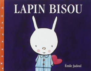 Couverture Lapin Bisou