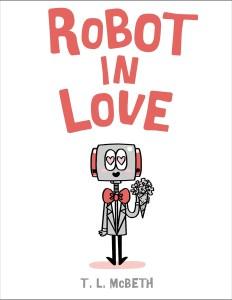 Couverture du livre Robot in Love