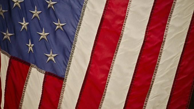 drapeau américain - drapeau usa