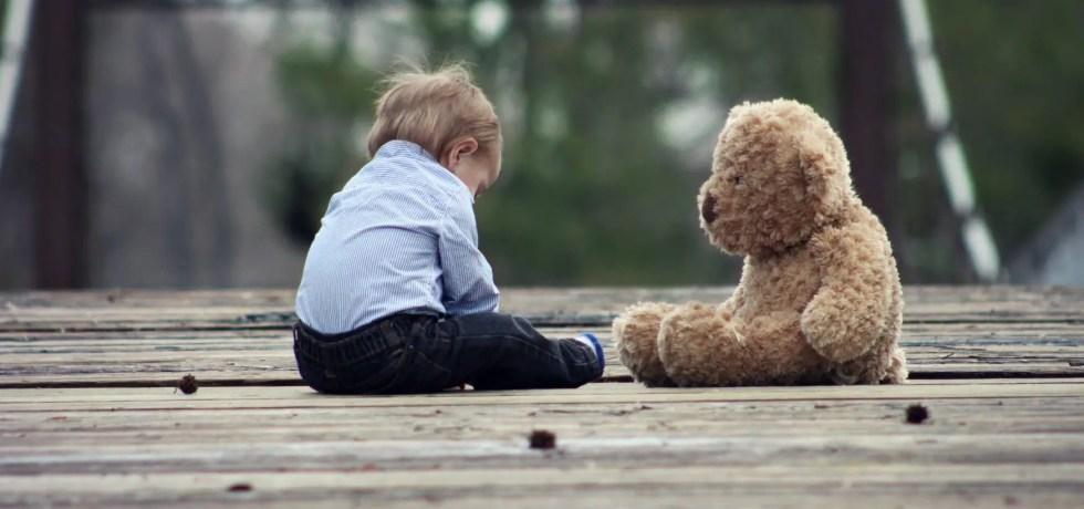 enfant seul