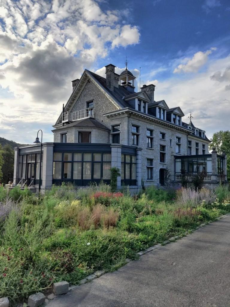 les sorbiers hôtel belgique castel