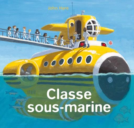 Classe sous-marine livres 4 ans