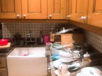 charge mentale vaisselle ménage