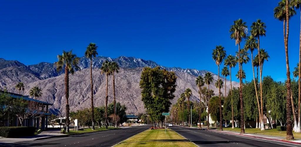vie en californie