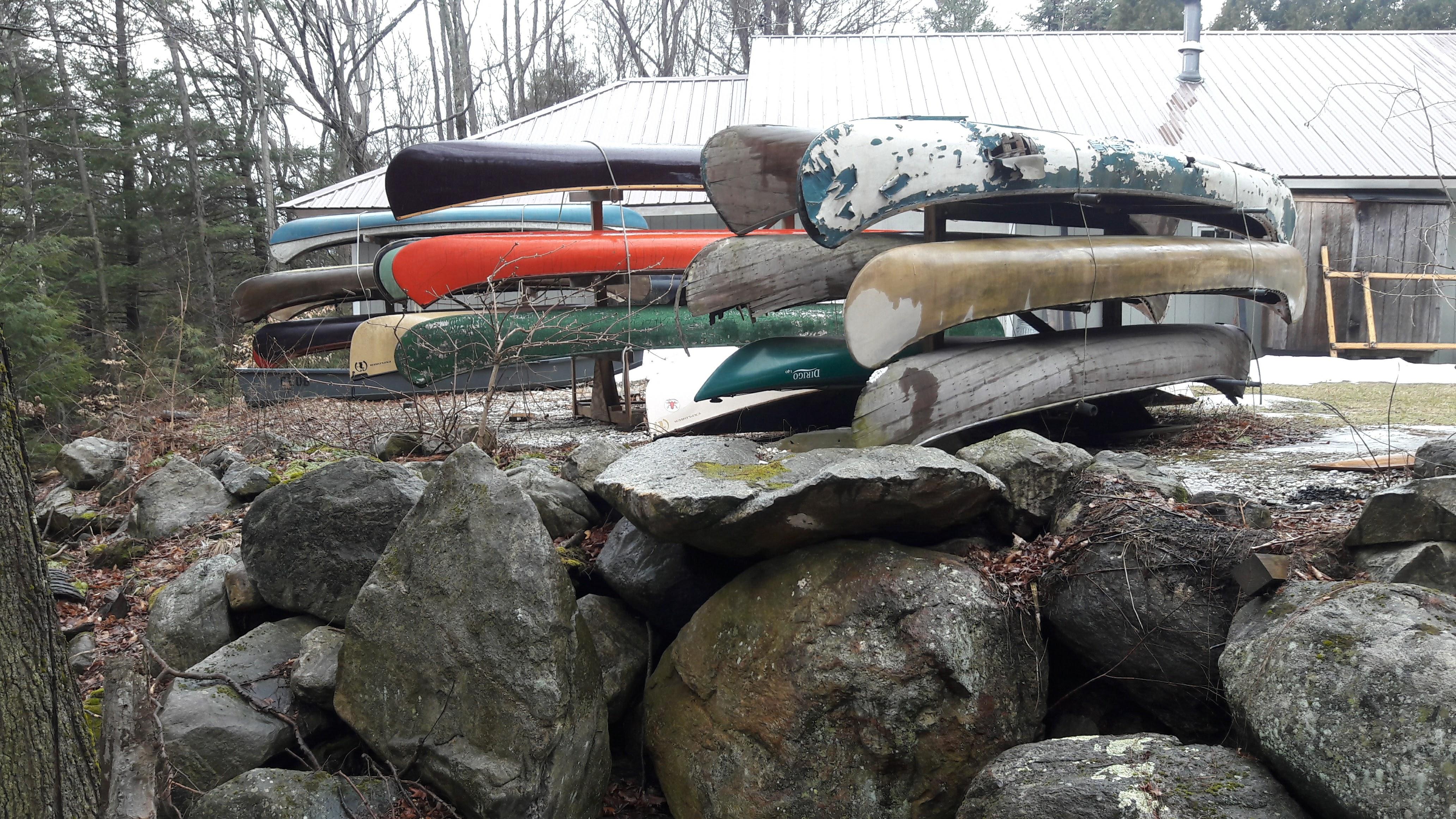 Preserving a Classic - The Restoration of War Canoe One | Sebago