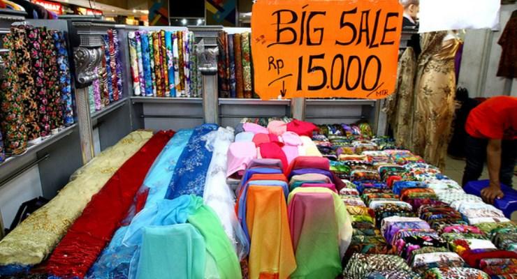 Harga Rata-rata di Pasar Andir Bandung