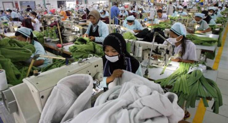 Industri Tekstil di Kota Bandung