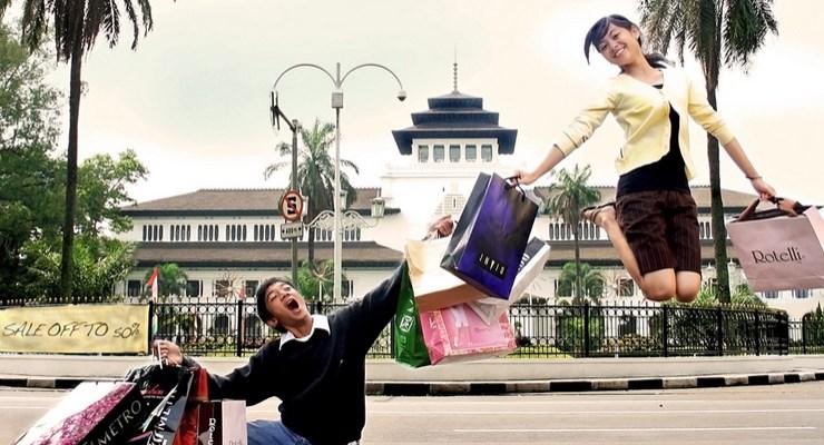 Objek Wisata Belanja Bandung
