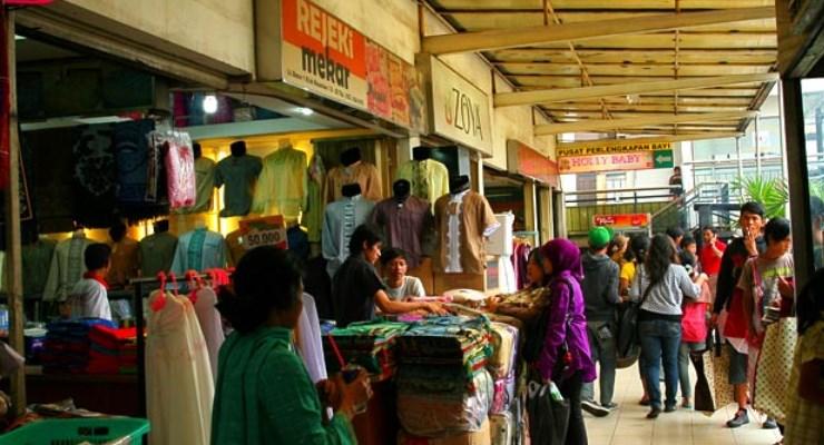 Pasar Andir Bandung