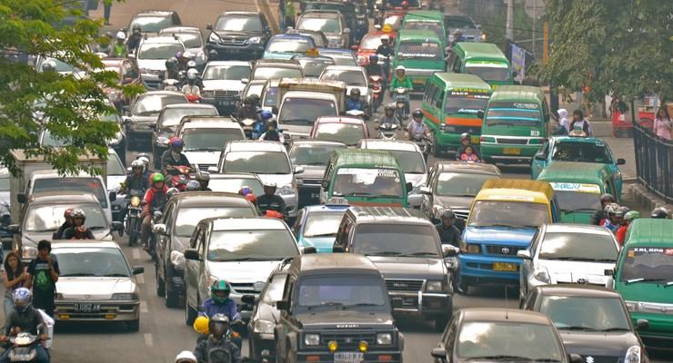 Penyebab Kemacetan di Bandung