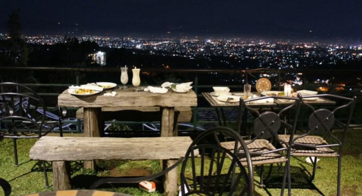 Tempat Makan Malam Bandung Kota