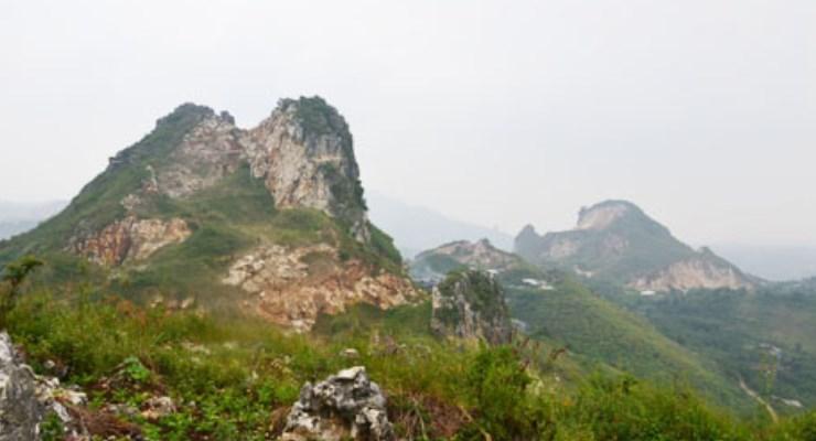 Lokasi Tebing Citatah Bandung