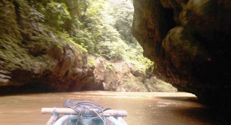 Green Canyon Dimusim Hujan
