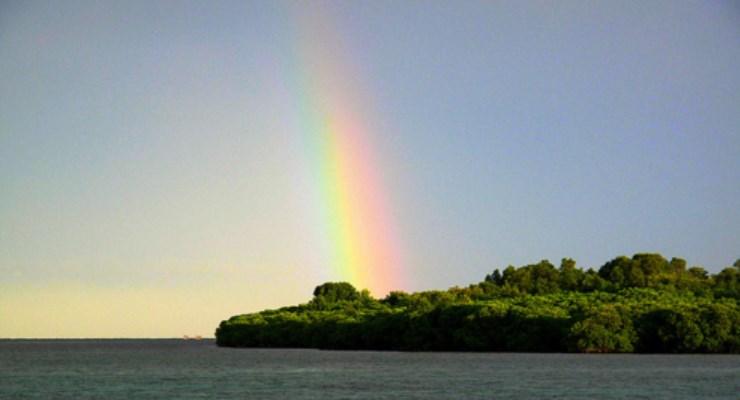 Pulau Biawak yang masih Perawan