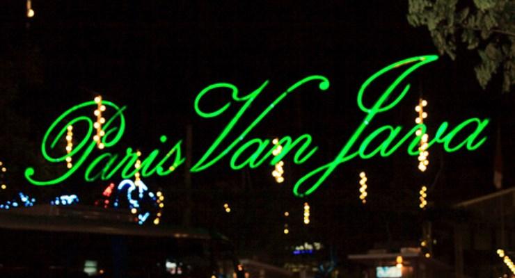 Tempat Wisata Di Bandung - Paris Van Java Mall