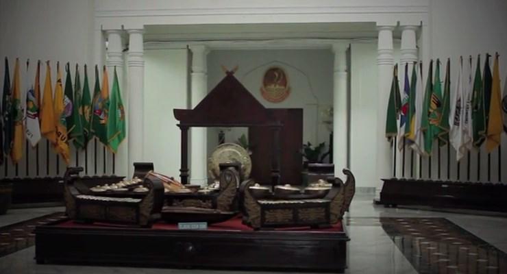 Cagar Budaya Gedung Sate Bandung