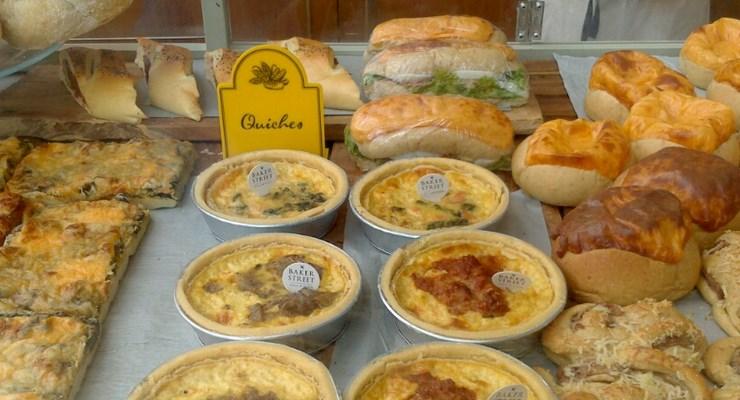 Roti Di Baker Street Bandung