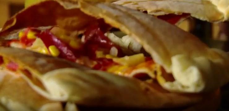 Volcano Pizza Verde Resto