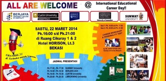 Brosur Sekolah Di Luar Negeri IES