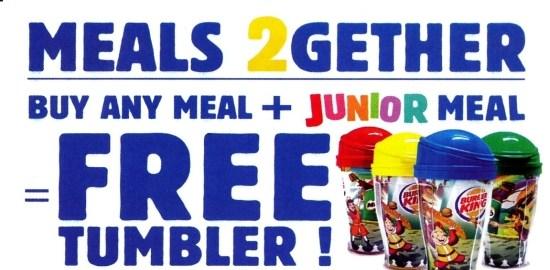 gratis tumbler