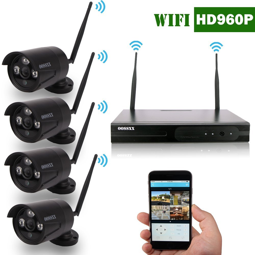 Wireless Home Security System Kits