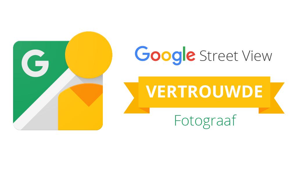 Google vertrouwde streetview fotograaf