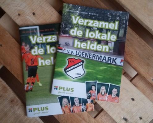 De voetbalboeken van retrospect