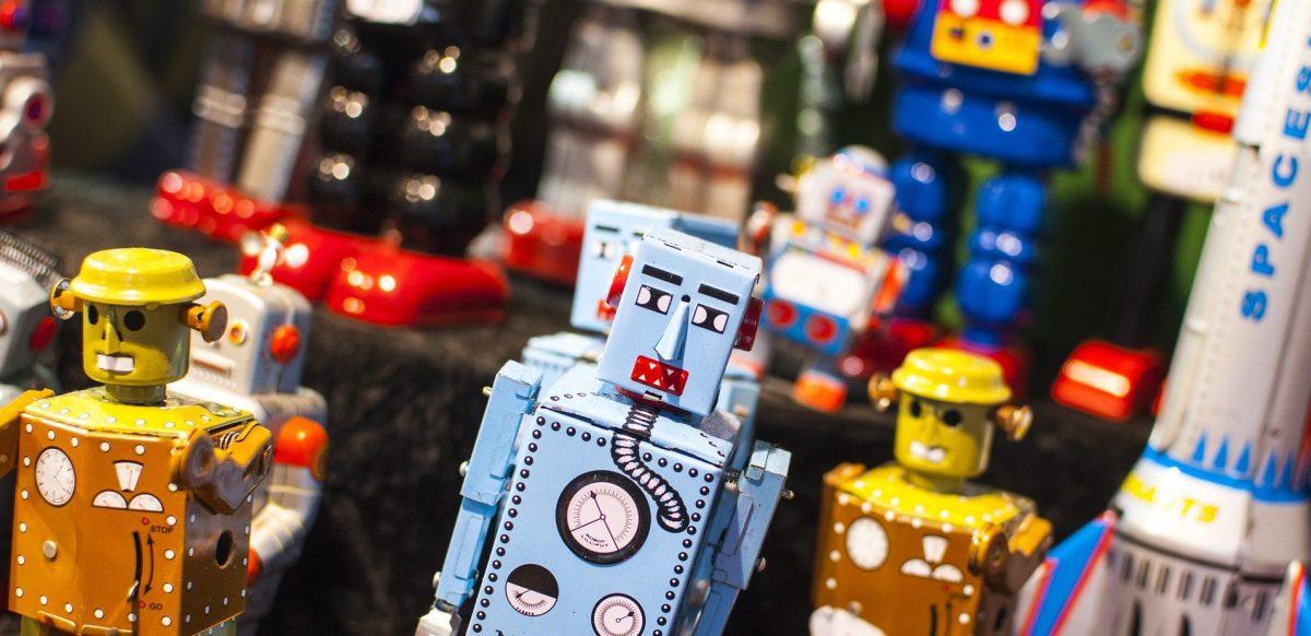 Roboter zahlen keine Kirchensteuer