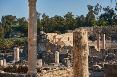 Bet Sche'an Roman City
