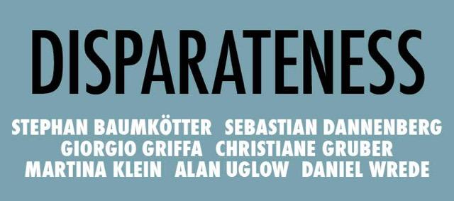 Disparateness-2016