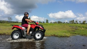 Mount Mayon ATV Adventure