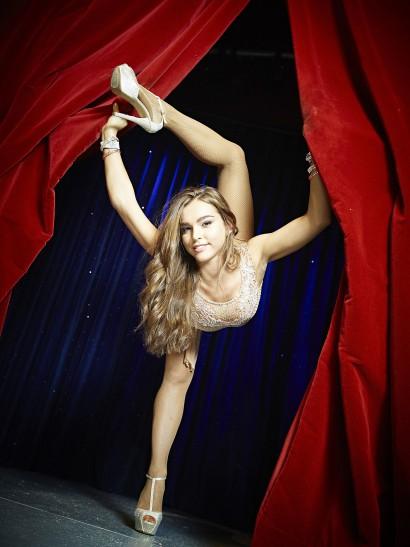Lilly Paul Circus Artist