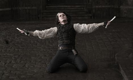 Sweeney Todd, de Tim Burton