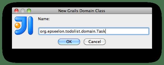 Task Entity Creation