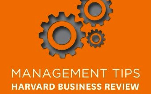 Management tips de Harvard Business Review