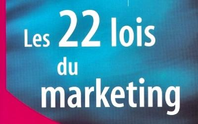 Les 22 lois du marketing de Al Ries et Jack Trout
