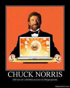Sacré Chuck!