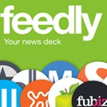 Feedly Your news deck