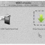Installez par USB Windows 8.1 - WiNToBootic Drag and Drop
