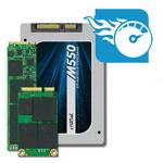 Optimiser un disque SSD Crucial M550