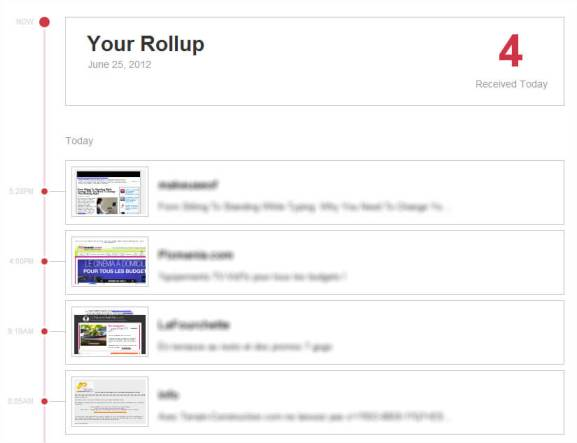 Unroll.me - Your Rollup - remove spam