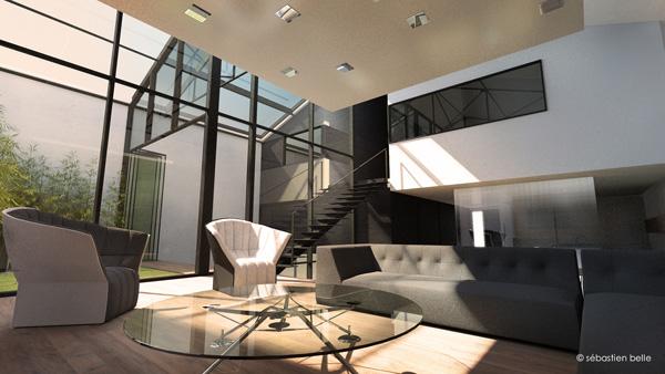 Loft S Lyon 4 S Belle Architecte Intrieur