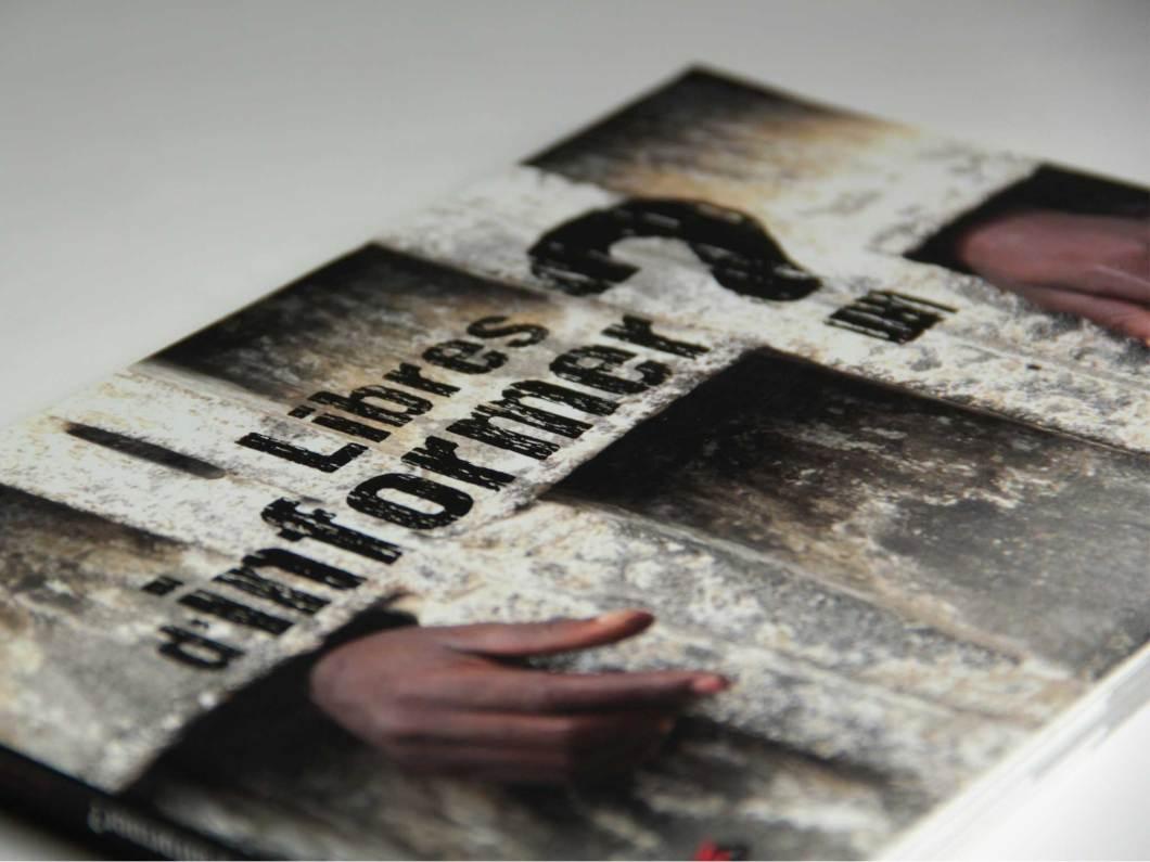 couverture du livre Libre d'informer