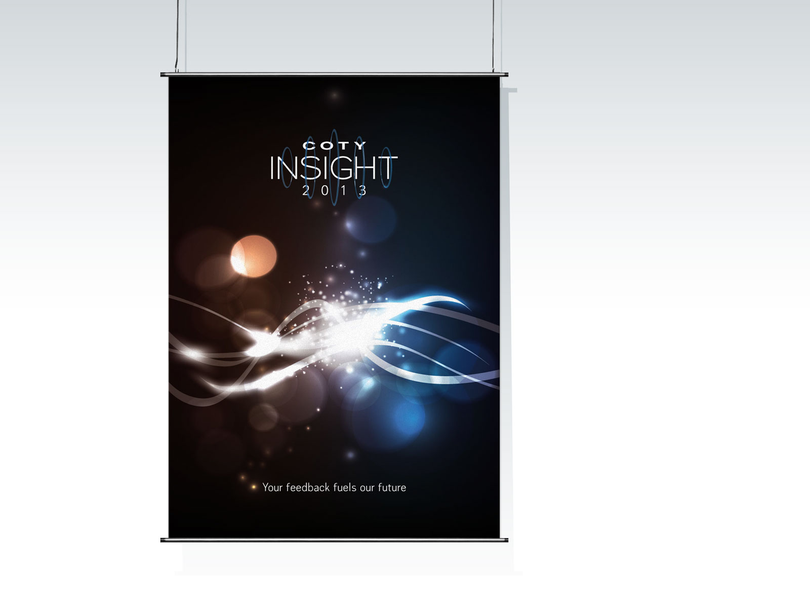 Affiche Coty Insight