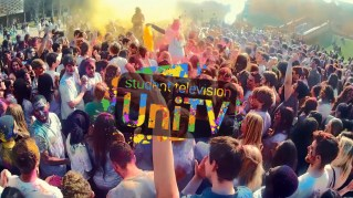 Holi at The University of Sussex - Events Coverage
