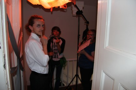 Everyone loves film sets...