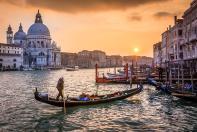 Venise Santa Maria de la Salute