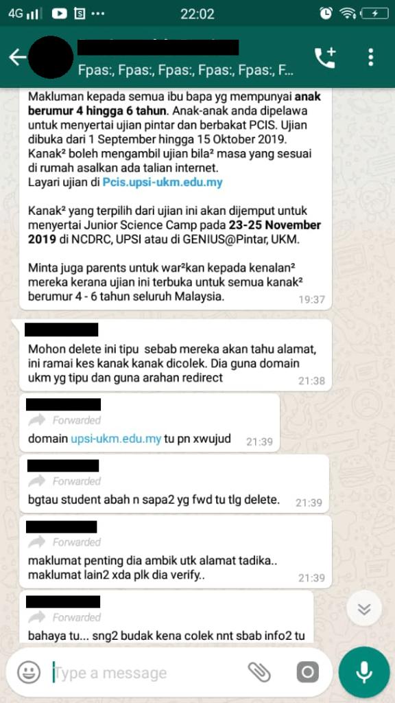 Program Junior Science Camp 2019 Perlu Menjalani Ujian Pemilihan Pcis Sebenarnya My