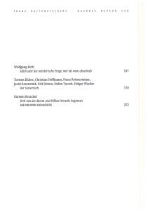 quarber merkur 115, Inhalt Seite 2