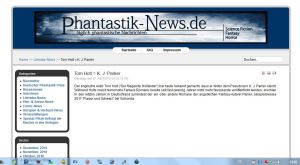 phantastik news